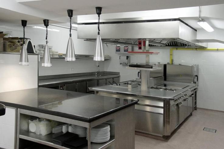 Cocina industrial - Frigarmo